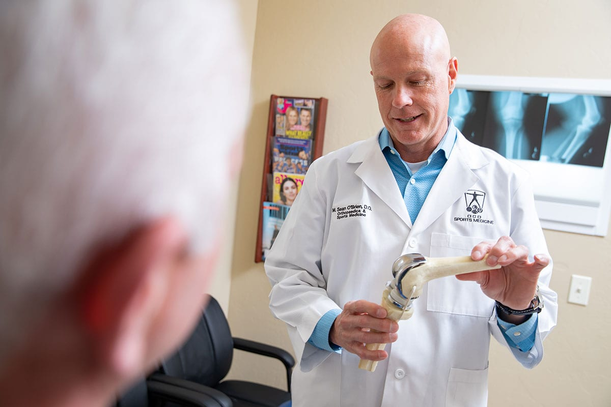 Knee Orthopaedics | ACL | OCO Sports