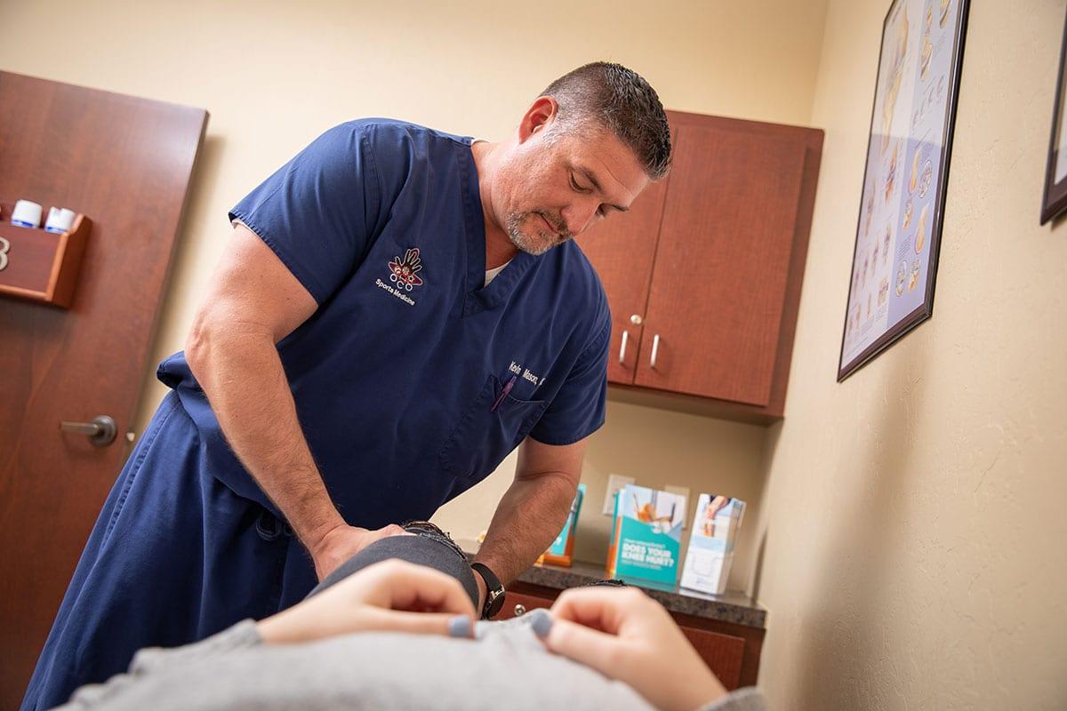 Knee Orthopaedics | MAKOplasty | OCO Sports