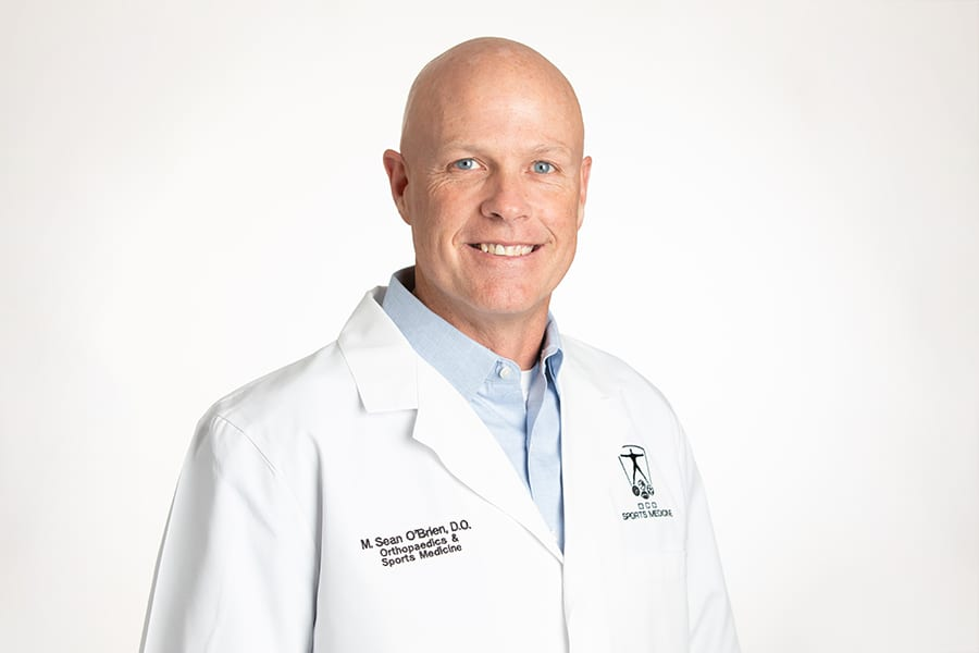 M. Sean O'Brien, D.O. | Orthopaedic Surgeon, OCO Sports