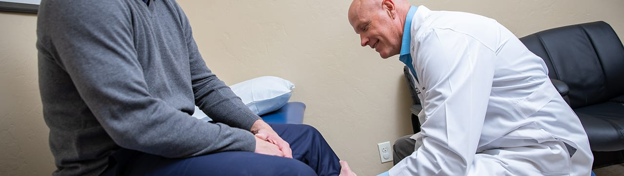 Partial Knee Replacement   OCO Sports