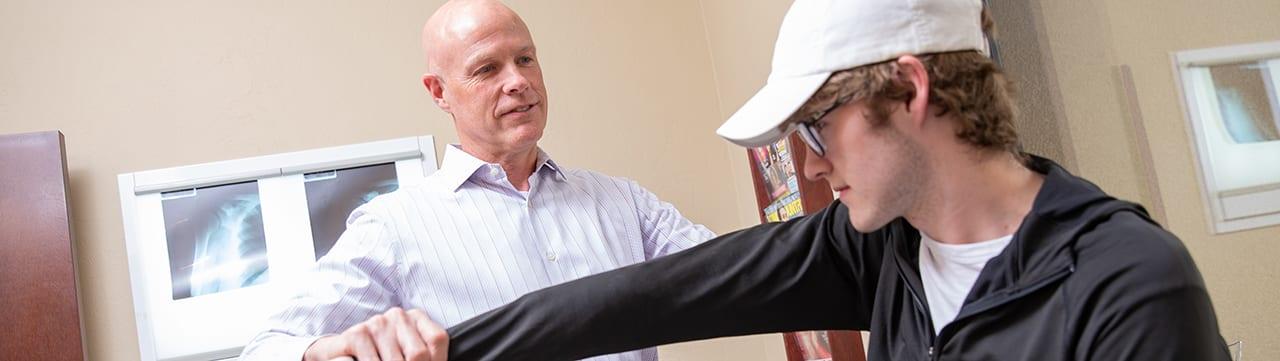 Rotator Cuff | Oklahoma Center for Orthopaedics & Sports Medicine
