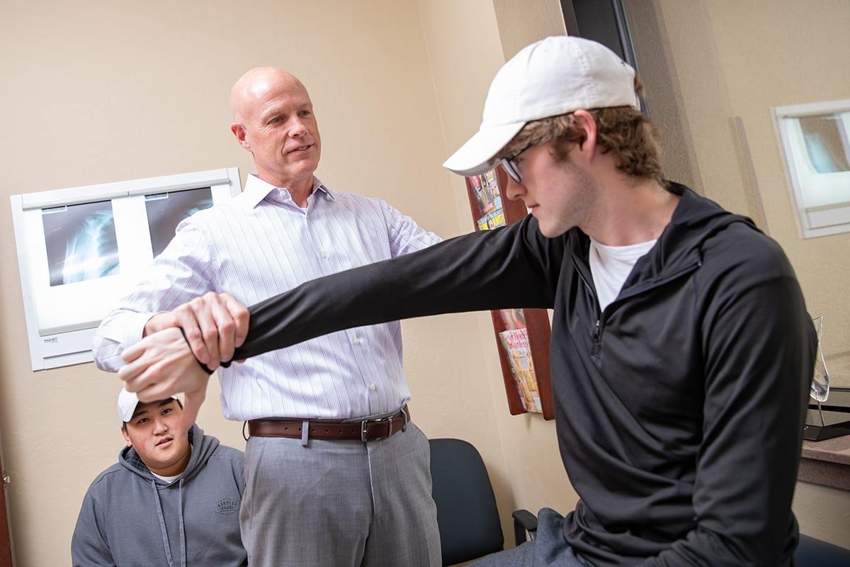 Shoulder Orthopaedics | Rotator Cuff | OCO Sports